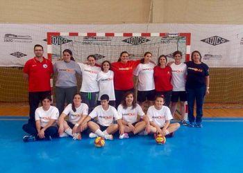 Seleção Nacional de Andebol Feminino ANDDI/FAP