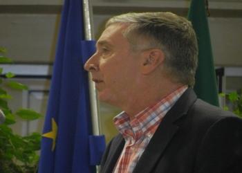 Ulisses Pereira - presidente da FAP (ao baixo)