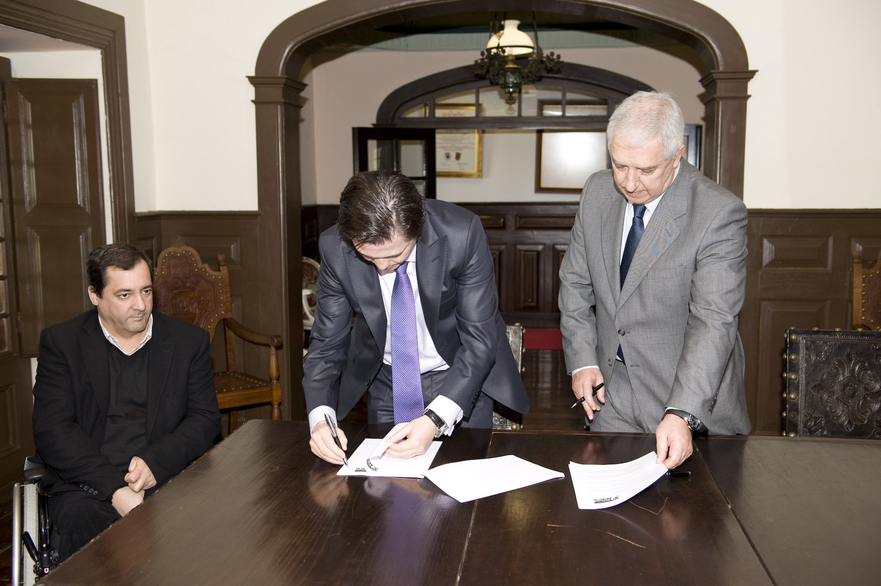 Assinatura do Protocolo FAP - CM Celorico de Basto