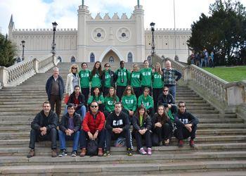 Plantel ADA Colégio João de Barros 2014-2015
