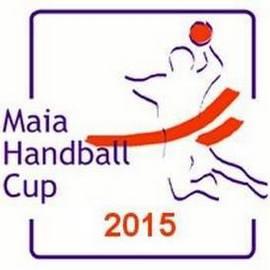 Logo Maia Handball Cup - 2015