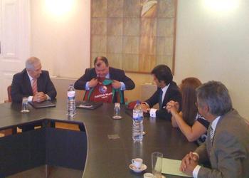 Protocolo parceria selecções e Fidelidade Mundial