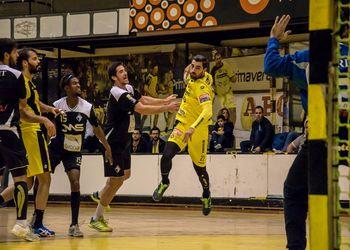ABC/UMinho : AA Avanca - Campeonato Andebol 1