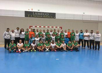 Portugal - Argélia - jogo particular em Lamego
