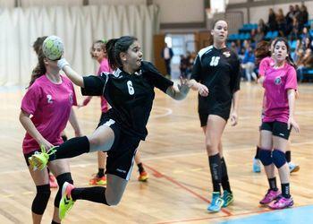 AA Setúbal - AA Algarve - Torneio Nacional Seleções Regionais Iniciados Femininos - foto: Mário Moreira