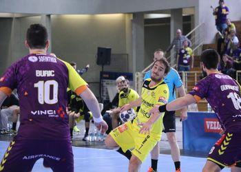 ABC/UMinho : HC Nantes - EHF Champions League