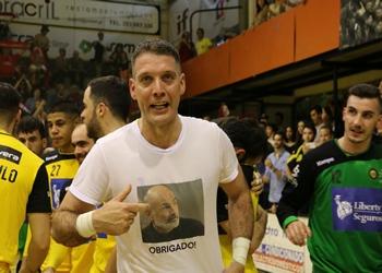 Humberto Gomes e a saudação a Donner