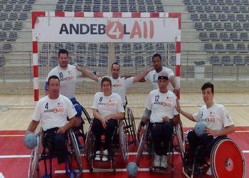 APD Leiria - vencedor Taça de Portugal em ACR4