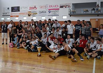 Avanca - Campeão Nacional Juvenis 2ª Divisão