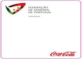 Cartão Branco Coca-Cola