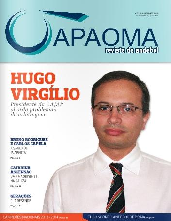 Capa da Revista APAOMA Nº 3