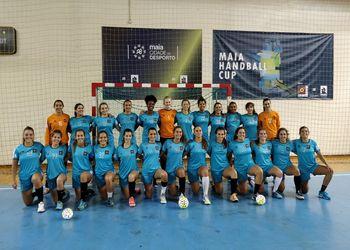 Maiastars - Campeonato 1ª Divisão Feminina - Época 2017-2018