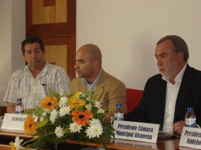 Conferência de Imprensa e sorteio das 1/2 Finais da Taça Presidente da República na CM Alcanena