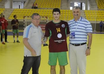 Rui Silva - MVP jogo POR-CRO - Sub 20