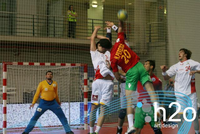 Portugal : Espanha - play off de apuramento ao Campeonato do Mundo Suécia 2011 - foto: João Matos