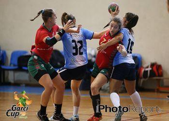 Juniores B Femininas no GarciCup 2016