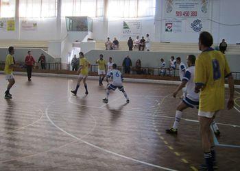 Campeonato Regional Adaptado Sul Andebol-5 - 1ª jornada