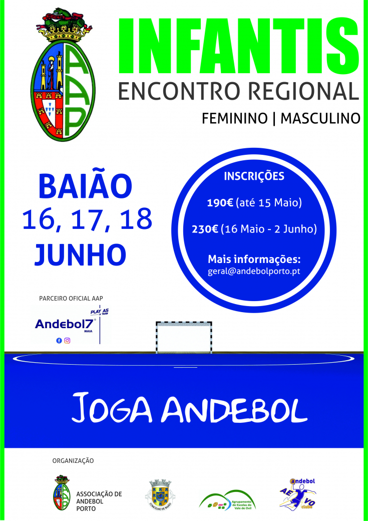 AA Porto - Encontro Regional de Infantis