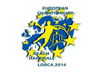 III Campeonato de Europa Sub18 de Andebol de Praia 2014