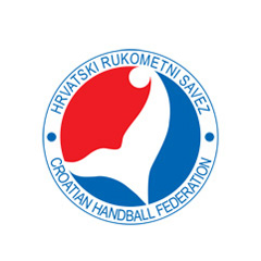 Logo Federação de Andebol da Croácia