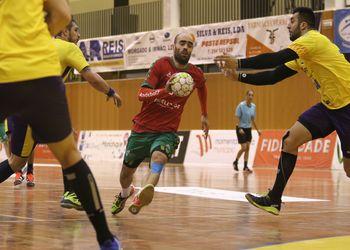 Fábio Antunes - Portugal : Roménia - II Torneio Internacional  Terras do Demo - 27.10.17