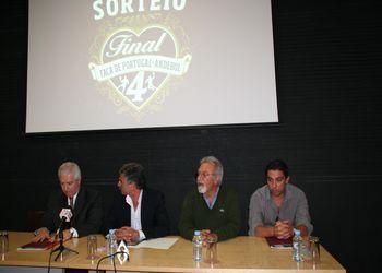 Sorteio meias-finais da Taça de Portugal