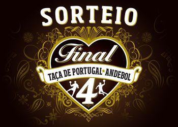 Logo Sorteio Final Four Taça Portugal Seniores Masculinos