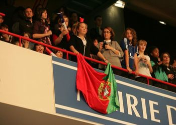 Portugal : França - Torneio de Paris Ile de France (foto: António Borga)