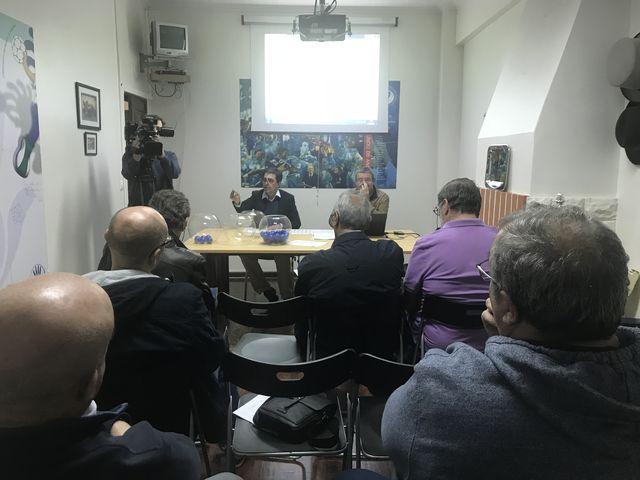 Taça de Portugal Seniores Masculinos - sorteio 1/16 final