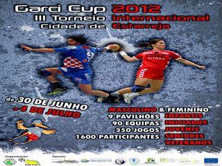 Cartaz Garci Cup 2012