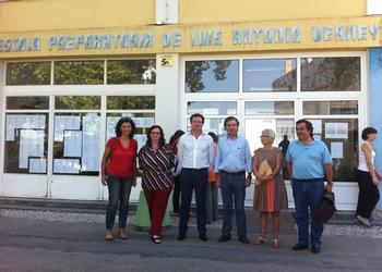 Protocolo Escola Luís António Verney