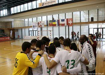 Portugal - qualificação Campeonato Europa Sub20 Masculinos