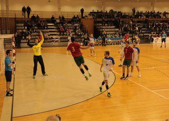 Eslovénia - Portugal - qualificação Campeonato Europa Sub20 Masculinos