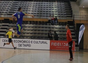 Eslovénia - Estónia - qualificação Campeonato Europa Sub20 Masculinos