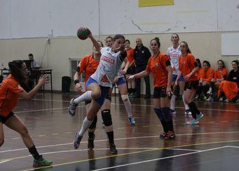 Colégio de Gaia/Toyota : ND St. Joana-Maia - play-off Campeonato Multicare 1ª Divisão Feminina