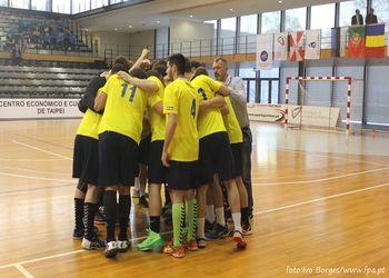 Roménia - qualificação Campeonato Europa Sub20 Masculinos