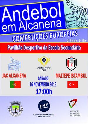 JAC - Istanbul Maltepe BGSK - Challenge Cup