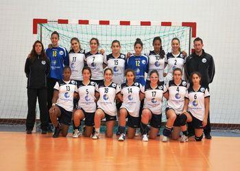 Selecção Nacional Junior C feminina - 2011/12