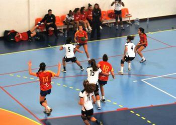 Portugal : Espanha - Juniores C femininas