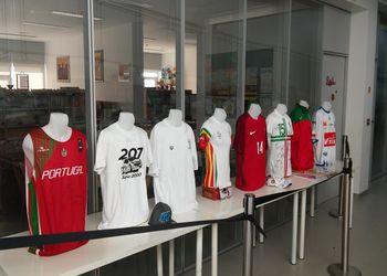 Dia Olímpico no Colégio do Castanheiro - Camisola de Gilberto Duarte