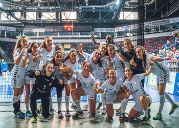 Turquia : Portugal - Campeonato da Europa Sub17 Femininos Divisão B