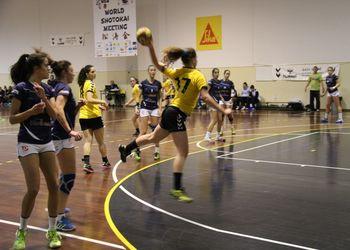 Colégio de Gaia-Toyota : Jac-Alcanena - Camp. Nacional Seniores Femininos 1ª Divisão