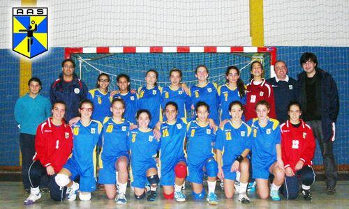 AA Santarém - Foto da Seleção Regional Feminina de Santarém
