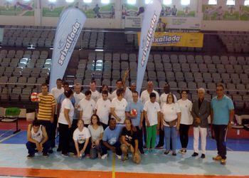 Andebol Adaptado participou na 34ª Seixalíada