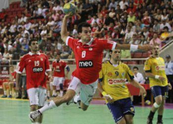 SL Benfica - RK Cimos Koper - final da Taça Challenge