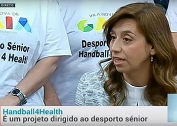 Handball4Health - RTP1