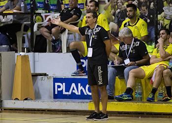 Campeonato Andebol 1 - ABC UMinho - Jorge Rito 2017