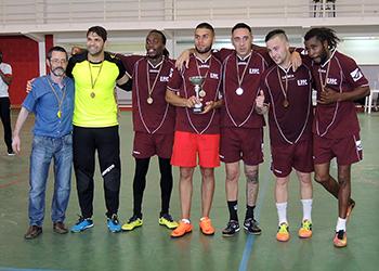 I Torneio de Andebol Prisional Nacional: EP de Pinheiro da Cruz Vencedor (1)