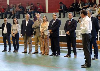I Torneio de Andebol Prisional Nacional: EP de Pinheiro da Cruz Vencedor (2)