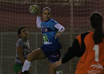 Campeonato 1ª Divisão Feminina - CA Leça vs Madeira Sad